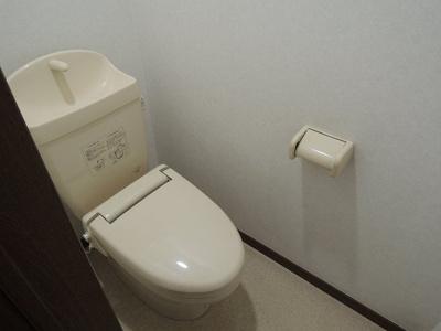 【トイレ】大島コ-ポⅡ