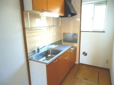 【キッチン】大島コ-ポⅡ