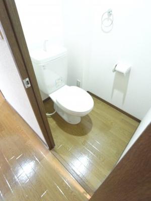 【トイレ】第10タツミビル