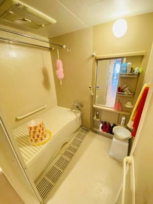 【浴室】パーソナルステージ中島公園グレイス