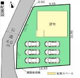 富士市三ツ沢第6 新築戸建 全1棟 (1号棟)の画像