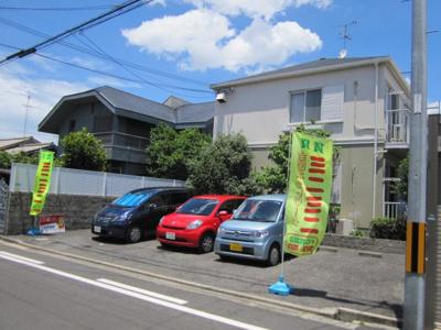【駐車場】アパートシモン