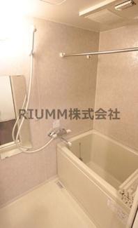 【浴室】エルミタージュ池袋