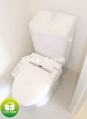 【トイレ】パークキューブ亀戸