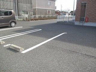 【駐車場】メゾン ラフィネ