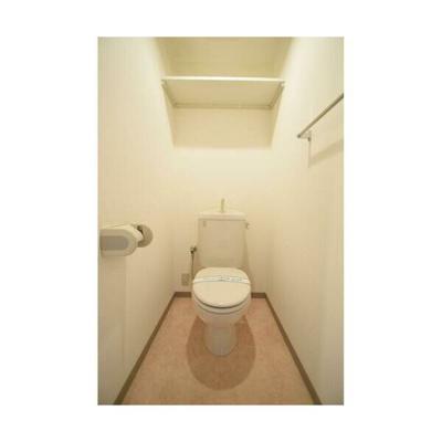 【トイレ】茜の森 仲介手数料無料