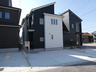 碧南市平七町2丁目新築分譲住宅6号棟写真です。2021年10月撮影
