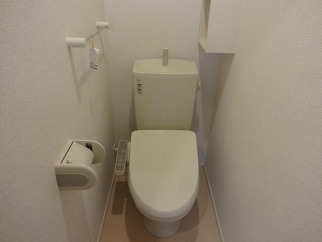 【トイレ】シャテーニュ・テラス