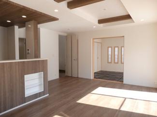 碧南市平七町2丁目新築分譲住宅2号棟写真です。2021年9月撮影
