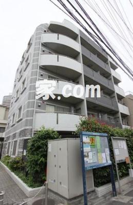 【外観】ラグジュアリーアパートメント東中野