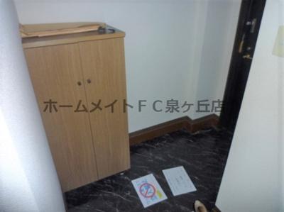 【玄関】ピソ・キタノ