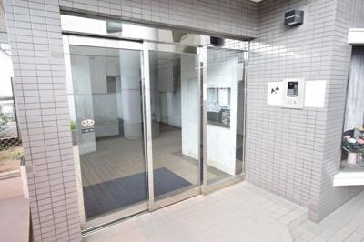 【エントランス】エステートマンション久留米医大前壱番館
