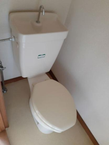 【トイレ】岸岡町アパート付店舗