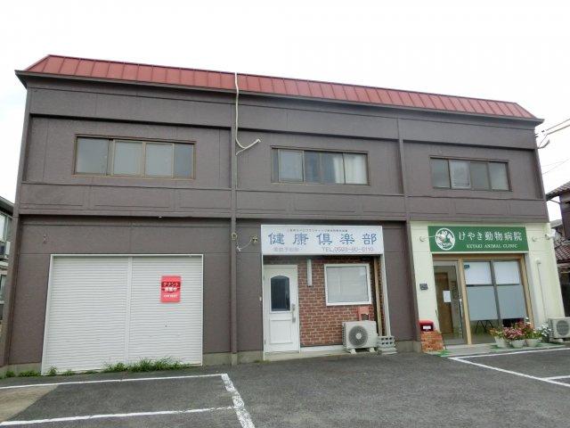 【外観】岸岡町アパート付店舗
