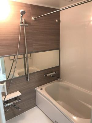 【浴室】JGMベリテュード箱崎公園ファーストステージ