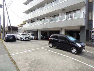 【駐車場】シティヒル甲府