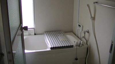 【浴室】ビレッジハウス万石浦1号棟
