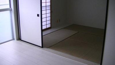 【寝室】ビレッジハウス万石浦1号棟