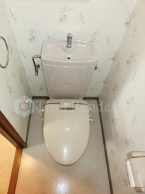 【トイレ】海波ビル