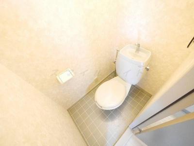 【トイレ】ヴィラ松