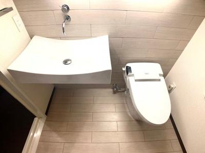 【トイレ】プラティーク清澄白河