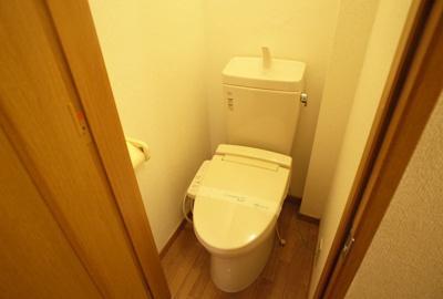 【トイレ】ミキハウスⅢ