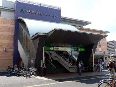 西船橋駅(JR 総武本線)まで1,184m
