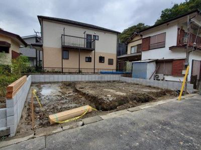 【外観】松戸市大橋 新築1棟