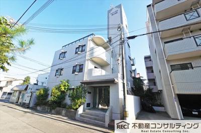 【居間・リビング】セントラル第弐東灘