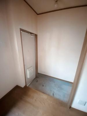 【玄関】渡辺ハウス