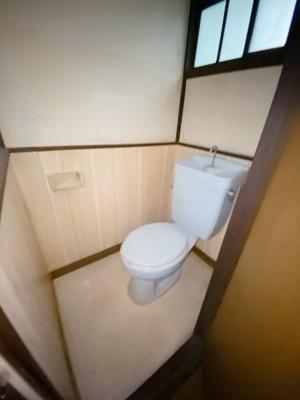 【トイレ】渡辺ハウス