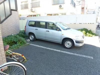 【駐車場】ルーブル西荻窪