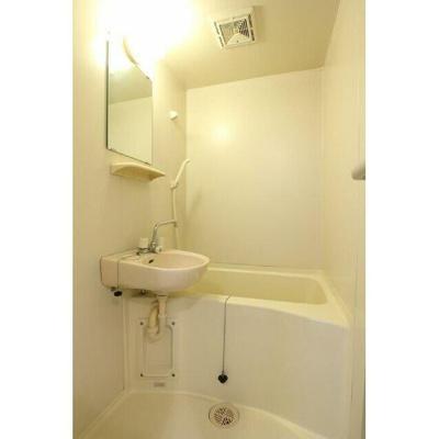 【浴室】シャトー白馬
