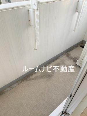 【バルコニー】アーバイル文京白山