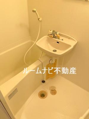 【浴室】アーバイル文京白山