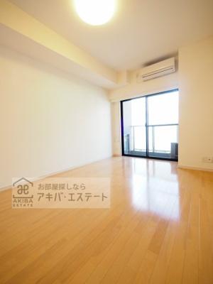 【寝室】GENOVIA亀戸 green wall
