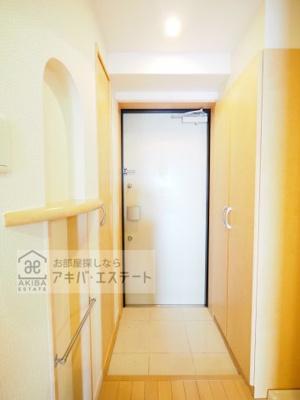 【玄関】GENOVIA亀戸 green wall