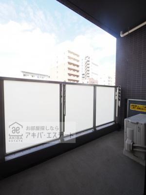 【バルコニー】GENOVIA亀戸 green wall