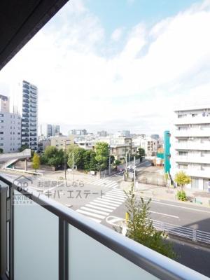 【展望】GENOVIA亀戸 green wall