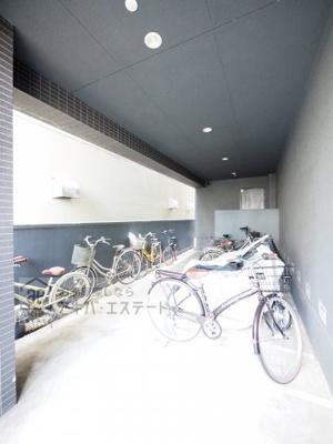 【その他共用部分】GENOVIA亀戸 green wall