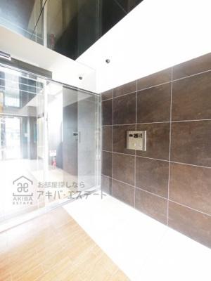 【セキュリティ】GENOVIA亀戸 green wall