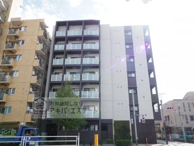 【外観】GENOVIA亀戸 green wall