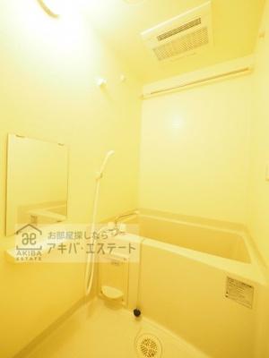 【浴室】GENOVIA亀戸 green wall