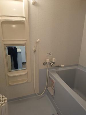 【浴室】グランメールらいらっく