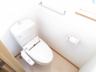 【トイレ】リバーサイド鬼怒C