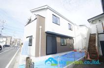 平塚市中里 新築戸建 全2棟1号棟の画像