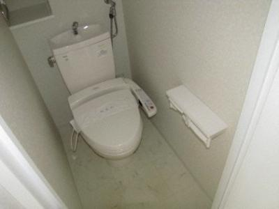 【トイレ】グランメールファイブ