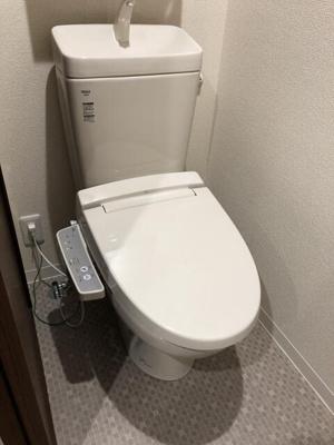 【トイレ】イーストランド日本堤
