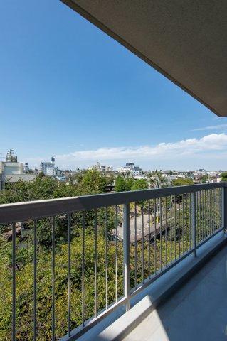 東急ドエルアルス石川台:バルコニー画像です!