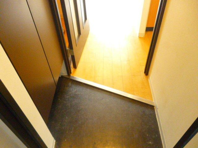 【玄関】フランセジュール裏参道